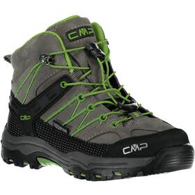 CMP Campagnolo Rigel WP Mid Trekking Shoes Kids tortora-edera